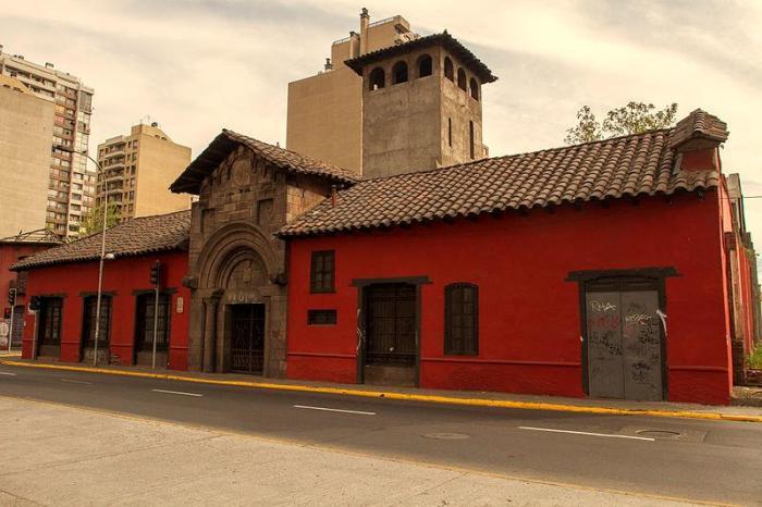 Construcción con tierra en Chile